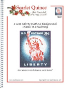 8 Cent Liberty (without background) - Charles R. Chickering