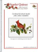 Cardinal Grosbeak (male) - John James Audubon