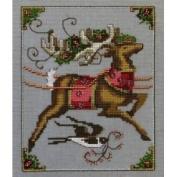 Cupid Cross Stitch Pattern