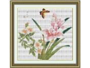 Happy Forever Cross Stitch, flowers, Quietly elegant seasons 2