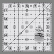 Creative Grids Basic Range 15cm Square Quilt Ruler