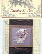 Angel of Spring Counted Cross Stitch Chart