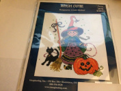 Witch Cutie - Designed by Ursula Michael