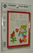 Let Is Snow #3791 Counted Cross Stitch Kit