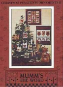 Christmas Penstitch Ornaments II by Debbie Mumm