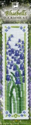 Textile Heritage Bluebells Counted Cross Stitch Bookmark Kit