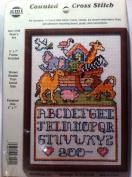 Needlework Magic Noah's Ark 13cm X 18cm Counted Cross Stitch Includes Frame