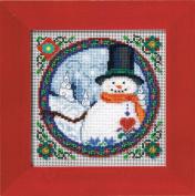 Southern Snowman Cross Stitch Kit