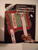 Linda Dennis Christmas Bellpulls, Bookmarks and Log Carriers