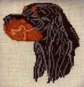 Pegasus Originals Gordon Setter Adult Counted Cross Stitch Kit