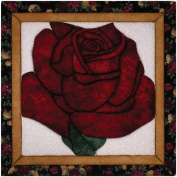 Quilt Magic Lone Rose Quilt Kit