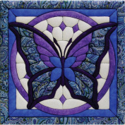 Quilt Magic 30cm by 30cm Butterfly Kit, 11.75