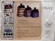 Down on the Farm Bell Pull - Counted Cross Stitch Picture Kit 18cm x 70cm - Kit # 1681