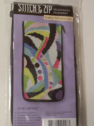 Eyeglass/Cell-phone Case Counted Cross Stitch Kit