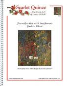 Farm Garden with Sunflowers - Gustav Klimt