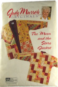 The Moon and the Stars Jacket Judy Murrah Originals Pattern Size Petitie,Small Medium,Large, Extra Large