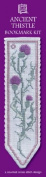 Textile Heritage Ancient Thistle Counted Cross Stitch Bookmark Kit