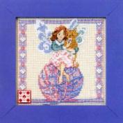 Yarn Fairy - Cross Stitch Kit