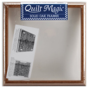 Quilt Magic 30cm by 30cm Oak Frame