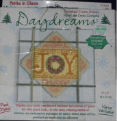 Joy - Daydreams Counted Cross Stitch Kit #72673