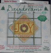 Joy - Daydreams Counted Cross Stitch Kit #72673