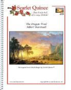 The Oregon Trail - Albert Bierstadt