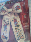 A Country Welcome Counted Cross Stitch Kit