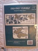 Creating Yourself Counted Cross Stitch Kit