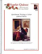 Gentleman Writing a Letter - Gabriel Metsu