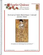 Portrait of Adele Bloch-Bauser I (detail) - Gustav Klimt