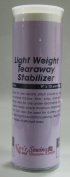 Light Tearaway Embroidery Stabiliser 23cm x 12 yards
