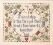 Sweetheart Tree Friendship Counted Cross Stitch Kit
