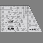 Creative Grids Lazy Angle Ruler cgr 3754