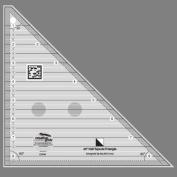 Creative Grids 45 Degree Half-Square Triangle