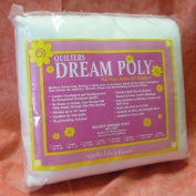 Quilter's Dream Batting- Poly Select- Mid Loft- Double