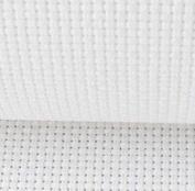 150cm x 1 Yard 11ct White Counted Cotton Aida Cloth Cross Stitch Fabric