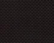 150cm x 1 Yard 14ct Black Counted Cotton Aida Cloth Cross Stitch Fabric