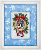 Gifts In The Snow Cross Stitch Kit