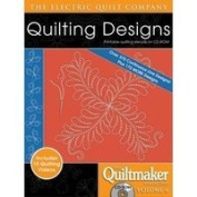 Electric Quilt Quiltmaker Volume 6 Printable Quilting Stencils CD-ROM