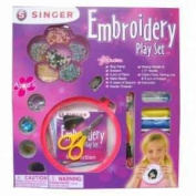 Singer Embroidery Play Set