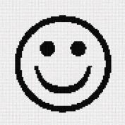 Smile Needlepoint Canvas