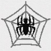 Spider Needlepoint Canvas