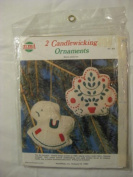 Needle Magic 2 Candlewicking Ornaments