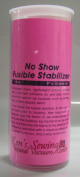 No Show Fusible Embroidery Stabiliser 23cm by 12 yards