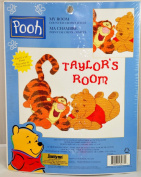 Disney Home Winnie the Pooh My Room Cross Stitch Kit