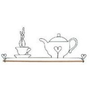 41cm Teapot Fabric Holder