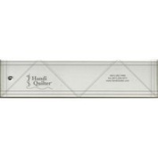 HQ Straight Edge Ruler 7.6cm x 30cm