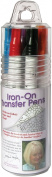 Sulky Iron-On Transfer Pen, Multi, 8 Per Package