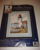 Lighthouse Pointe - Counted Cross Stitch Kit