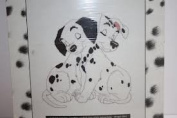 "Disney 101 Dalmatians ""Puppy Love"" Cross Stitch Kit"